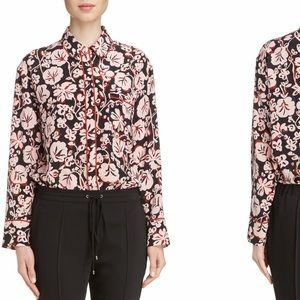 Kenzo Silk Pyjama Shirt